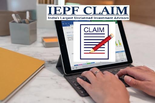 IEPF Claim